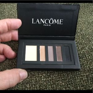 Other - Lancôme Color Design Palette Eyeshadow